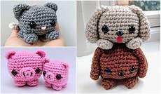 easy cube animals free crochet pattern your crochet