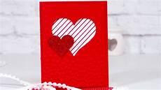 Cartes St Valentin Carte De St Valentin Toute Simple Youtube