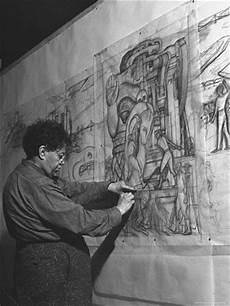fresco painting and the fresco technique of diego rivera