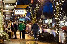 Christmas Lights In Frankenmuth These Are The Small Towns That Go Absolutely Crazy For
