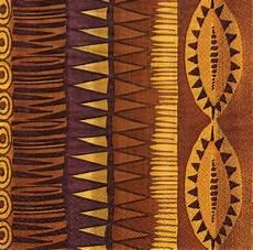 Afrikanische Muster Malvorlagen Xing Afrika Muster Sonjas Servietten Shop