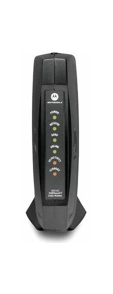 Sb6121 Lights Related Keywords Amp Suggestions For Motorola Surboard