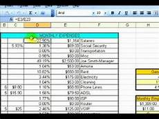 Excel Spread How To Use Microsoft Excel View A Sample Spreadsheet In
