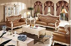 Italian Sofa Sets For Living Room 3d Image by Luxury Modern Italian Style Leather Sofa Set For Living