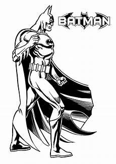 coloring pages batman free downloadable coloring pages