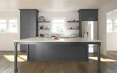 graphite grey shaker ready to assemble kitchen cabinets