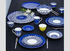 Design Quiz: Traditional Blue and White Pottery