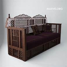 Arabic Sofa Set 3d Image by Arabesque Sofa Classic Arabic 4 Dowload 3d Model Free
