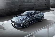 new york auto show 2020 hyundai auto shows 2020 hyundai sonata reveals striking new
