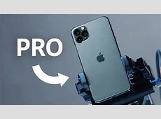 iPhone 11 Pro: First Look   YouTube