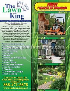 Landscaping Flyer Design 7 Landscaping Flyer Design Tips For Every Door Direct Mail