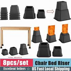 bed risers furniture desk table sofa lift riser tool