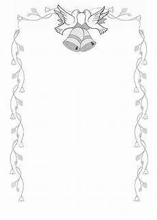 Wedding Page Border Drawing Clip Art Library
