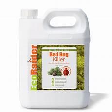 bed bug killer spray 1 gallon jug ecoraider bed