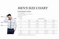Polo Ralph Size Chart Mens All Men Style Discount Shopping