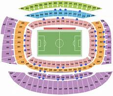 Soldier Field Seating Chart Chivas Guadalajara Soldier Field Stadium