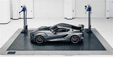 bmw and toyota hit concept stage on hybrid sports car deal