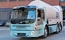 Volvo Ab 2019 by Volvo Fe Electric In Europa Ab 2019 Swiss Camion