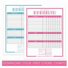And Doug Chore Chart 15 Chore Charts That Ll Motivate Your Kids To Help Around