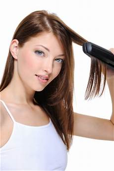 flat iron know how get silky smooth straight hair