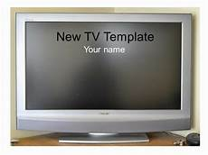 Tv Template New Television Frame Template