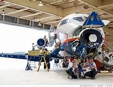 Aircraft Technician Qualified Aviation Maintenance Technicians In High Demand