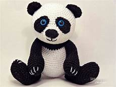 smartapple creations amigurumi and crochet amigurumi panda