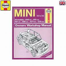Technical Guide For Austin Mini From 59 To 69 978 0 8569