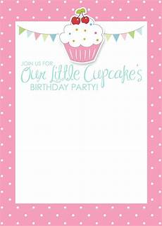 Free Invitation Birthday Cards Birthday Invitation Card Template Free Party Invite