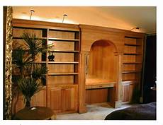 crafted bedroom wall cabinets by custom