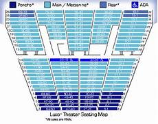 Luxor Hotel Theater Seating Chart Blue Man Group Seating Chart Las Vegas Brokeasshome Com
