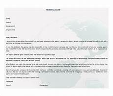 Business Letter Template Word 2010 40 Free Proposal Templates Word Free Amp Premium Templates