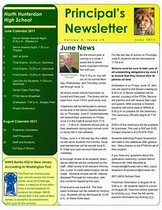 Newsletter Templates School 40 School Newsletter Templates Free School Newsletter