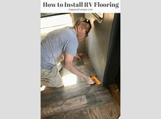 RV Flooring: How to Install Step by Step   Happiest Camper