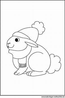 Malvorlagen Winter Weihnachten Pdf Hase Weihnachten Gratis Ausmalbilder F 252 R Kinder