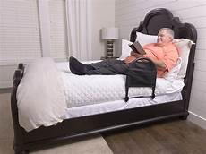 bed rail advantage by stander travel bed rails for home