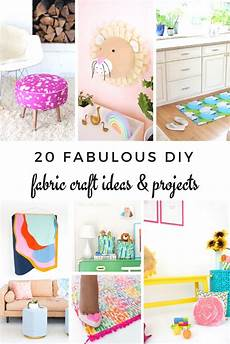 20 fabulous diy fabric crafts and project ideas design