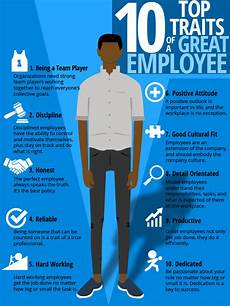 Good Worker Top 10 Traits Of A Great Employee Service First