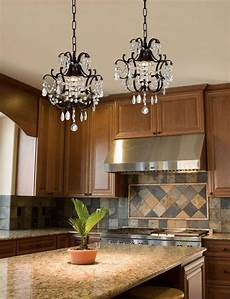 Kitchen Lighting Sets Wrought Iron Crystal Chandelier Island Pendant Lighting