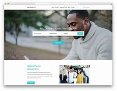 free college website templates in php 27 free college website templates for net savvy generation