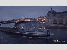Paris Seine River Dinner Cruise with Bateaux Parisiens