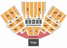Fivepoint Amphitheater Seating Chart Fivepoint Amphitheater General Admission Pitt Seating Chart