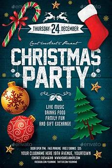 Work Christmas Party Flyer Top 50 Christmas Flyer Templates Of 2015 Flyersonar Com
