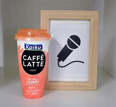 Kaiku Caffe Latte Light About Life Style Sorteo Flash Mbfwm
