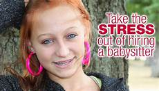 Looking For A Sitter Take The Stress Out Of Hiring A Babysitter