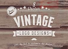 Retro Logo Maker 8 Free Customizable Vector Vintage Style Logo Designs