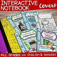 Cover Page For Notebook Notebook Covers For Interactive Notebook Or Journals