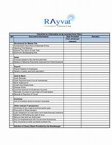 Daily Bookkeeping Checklist Bookkeeping Checklist