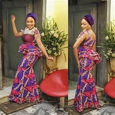 African Wrapper Designs Naija Blouses For Wrapper The Most Eye Catchy Collection