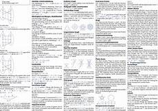 Cheat Sheet Template Word Github Tim St Cheatsheet Template For A Compact